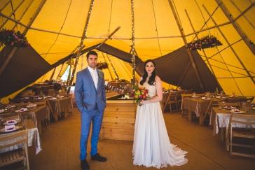 The Barn Tipi Weddings-108